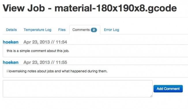 View Job - material-180x190x8.gcode - DevQueue-1